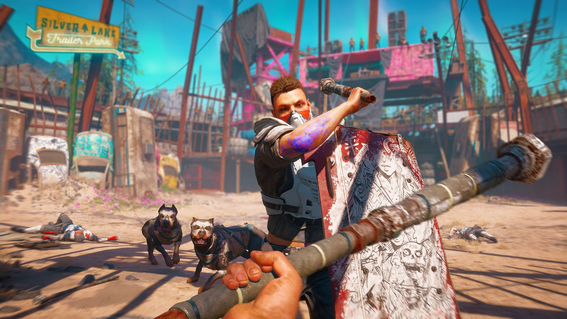 Far Cry New Dawn Brings Back A Surprising Element From The Franchise's Past