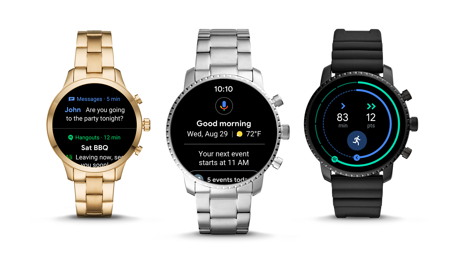 Google's Wear OS Finally Gets The Refresh It Needs, Hints At More To Come