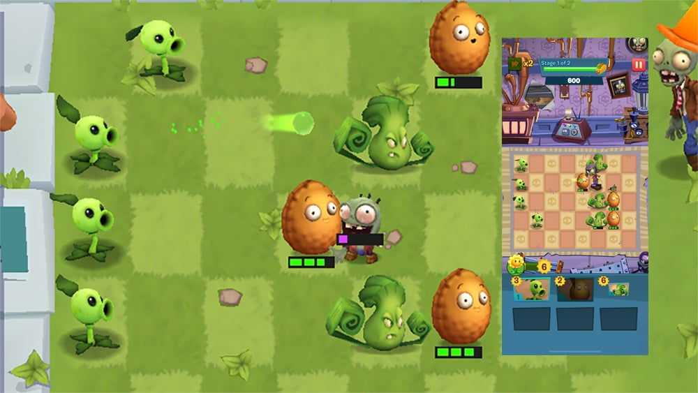 PopCap Soft Launches Plants Vs. Zombies 3