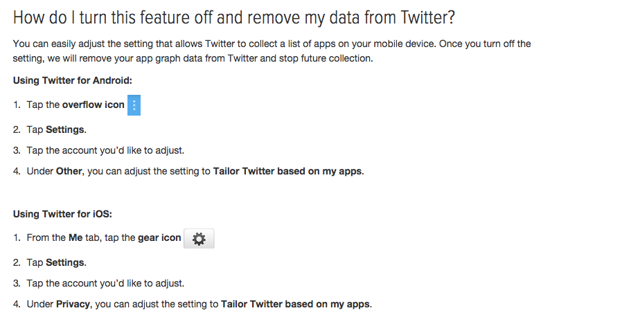Twitter Is Going To Start Tracking What Other Apps Are on Your Phone