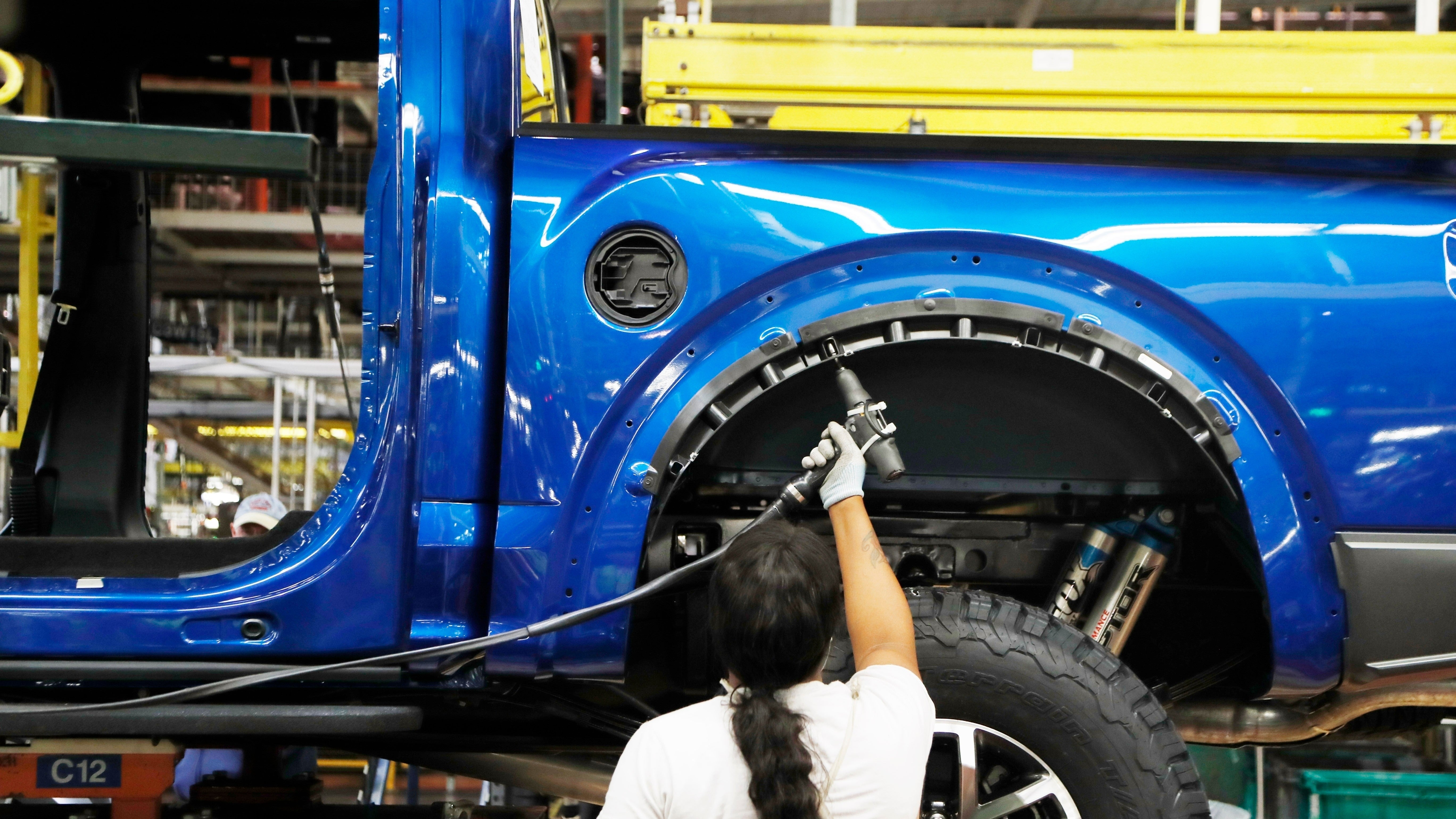 Automakers Are Determined To Restart Their Plants, Sooner Or Later