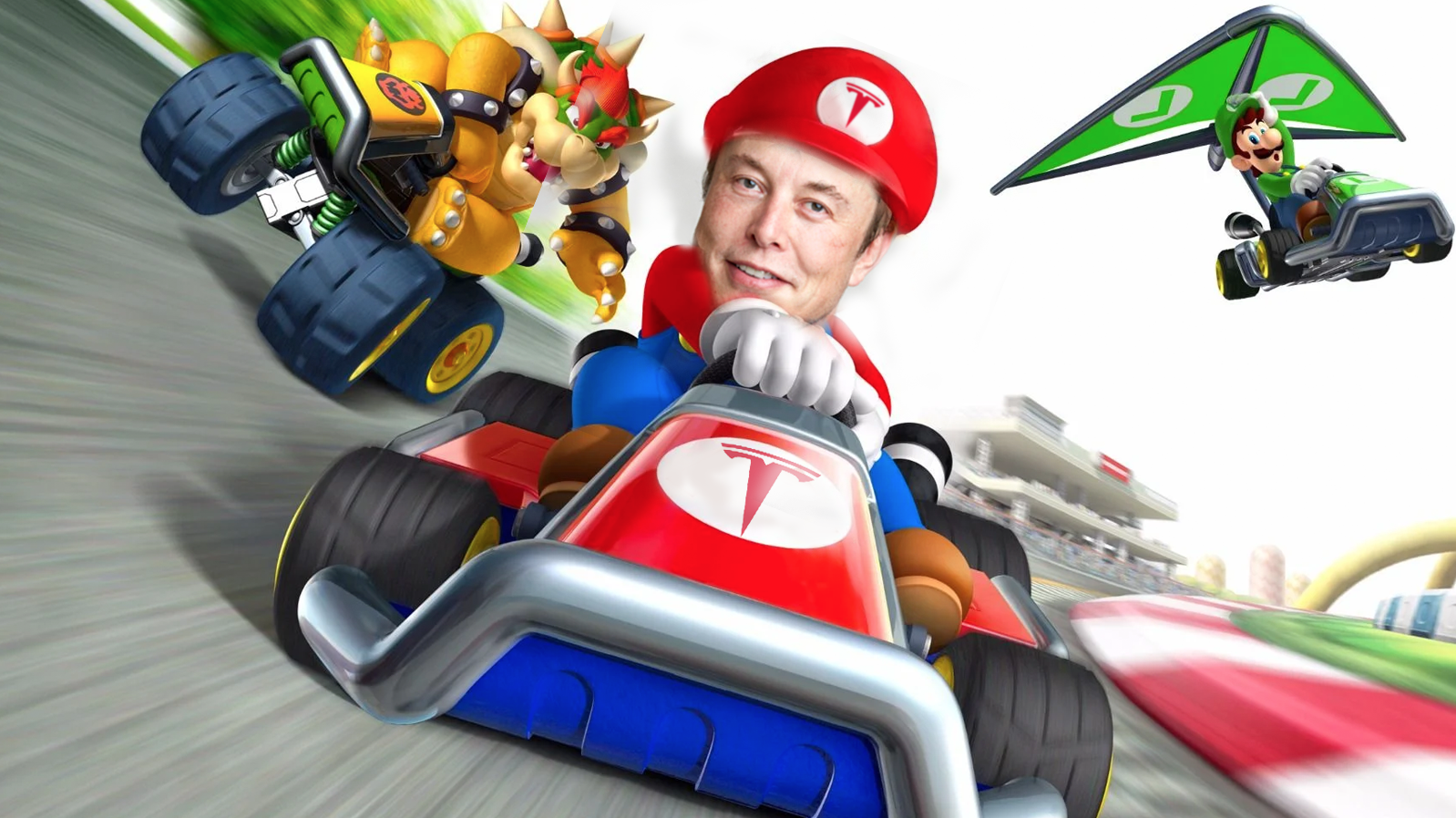 Elon Had Some Pretty Crappy Ideas About Video Games And Cars Over The Weekend