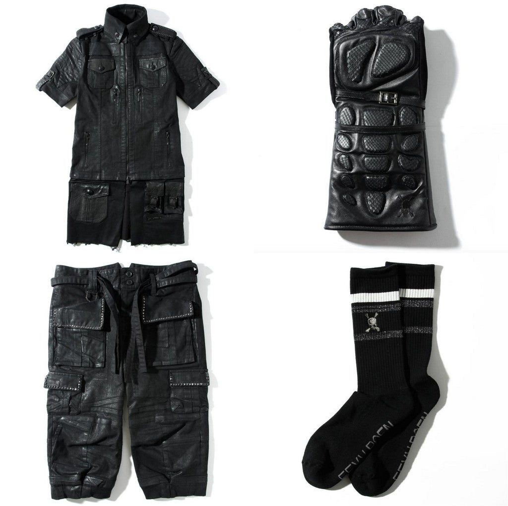Buy Official Final Fantasy XV Clothing for Thousands of Dollars