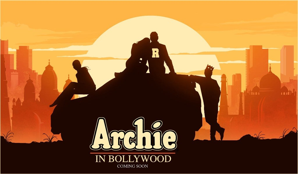 Archie's Getting The Bollywood Treatment In A New Movie Produced In India