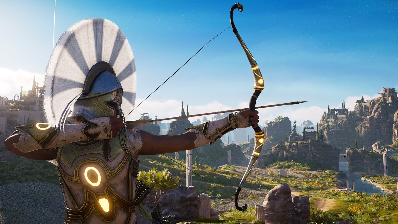 I'm A Little Tired Of This One Assassin's Creed Odyssey Bow