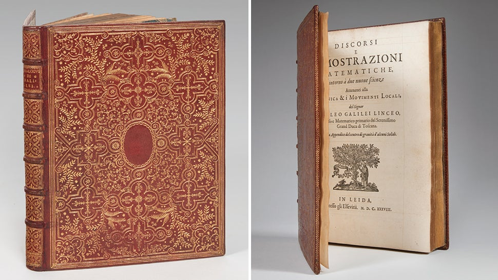 One Of The World's First Modern Physics Textbooks Just Sold For Over $1 Million