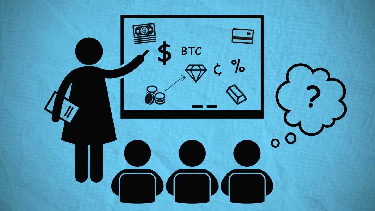 How Do You Teach Your Kids About Money?