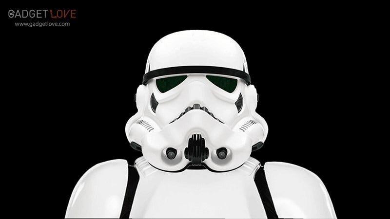 Watch an Old Stormtrooper Transform into a New Stormtrooper