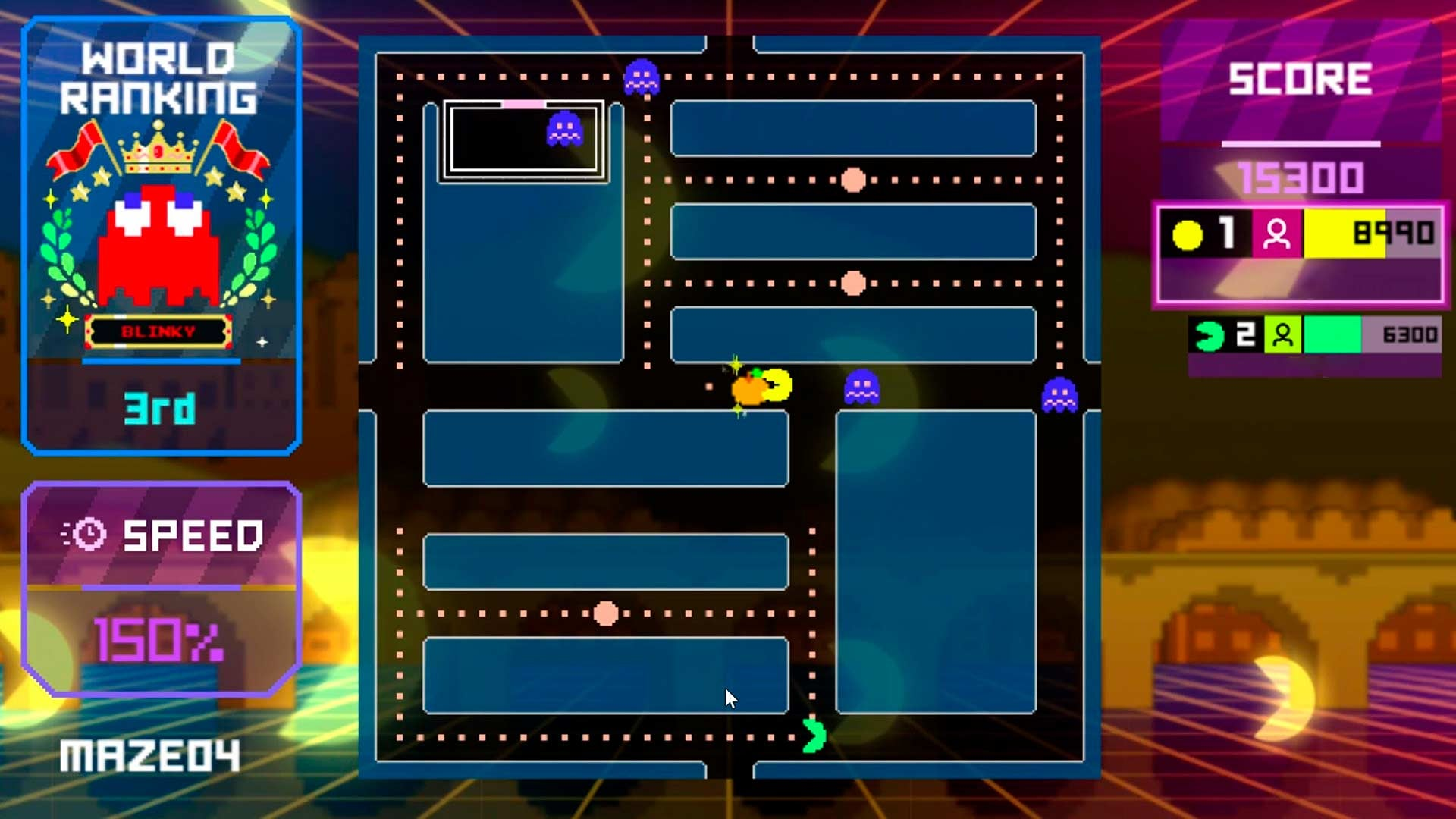 Pac-Man Is Getting His Own Version Of Super Mario Maker