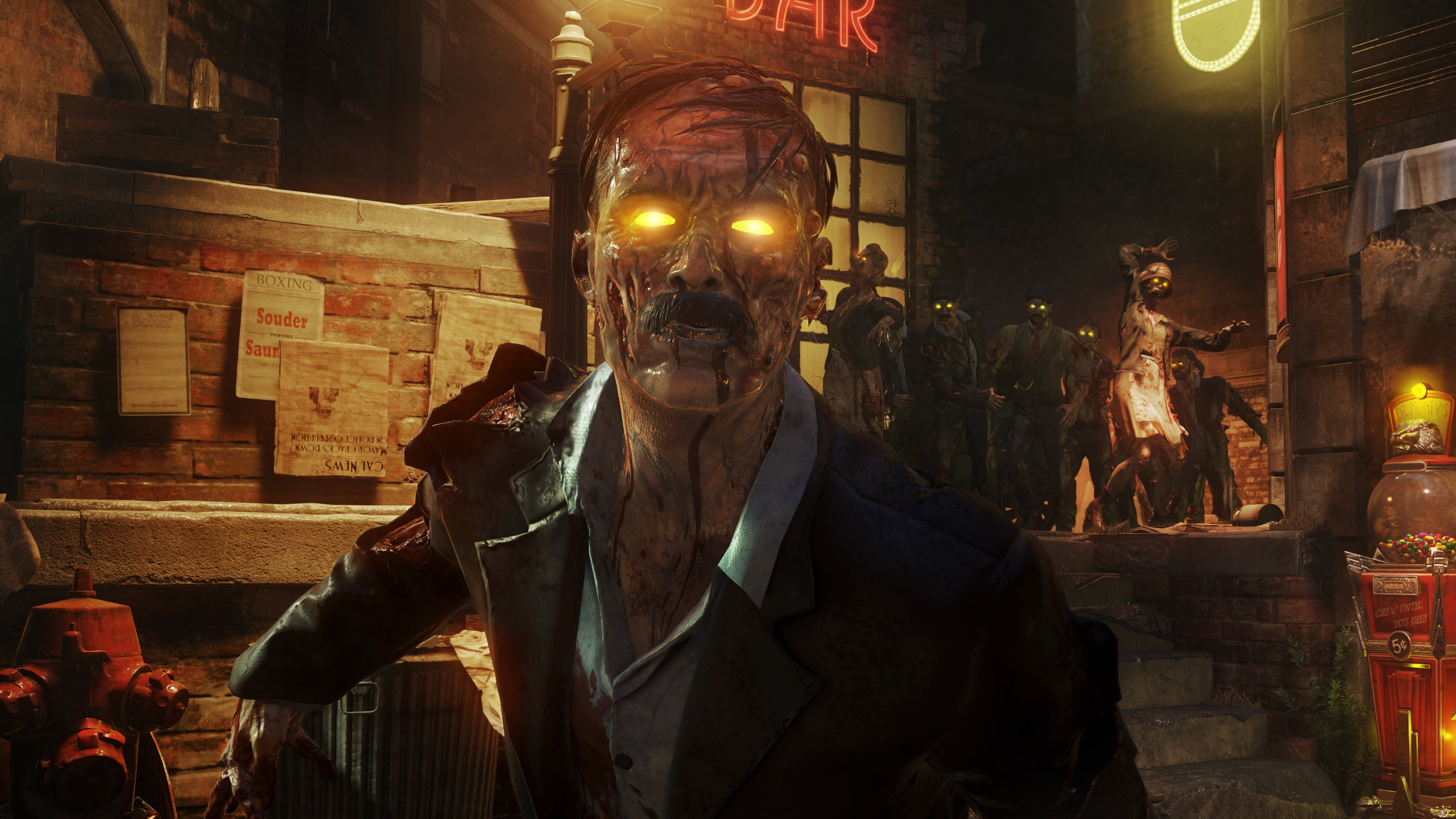 25 000 Call Of Duty Zombies Tournament Features Four Incredible Players