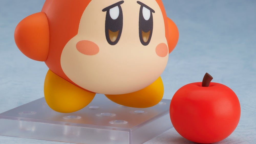 Let Waddle Dee Have An Apple, You Monsters