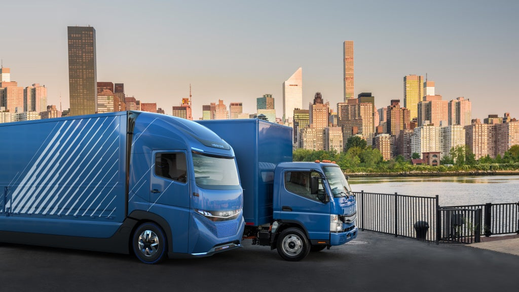 Daimler Reveals Its New 350km Electric Truck In Tesla's Old Time Slot