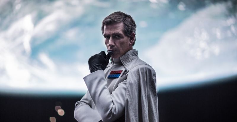Why The Rogue One Trailer's Most Iconic Shot Never Appeared In The Movie