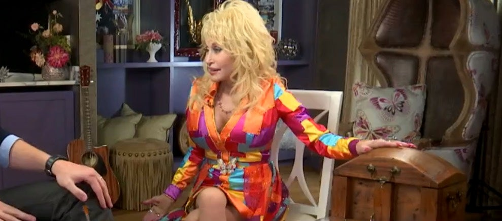Dolly Parton Creates Time Capsule With New Song We Can't Hear Until 2046