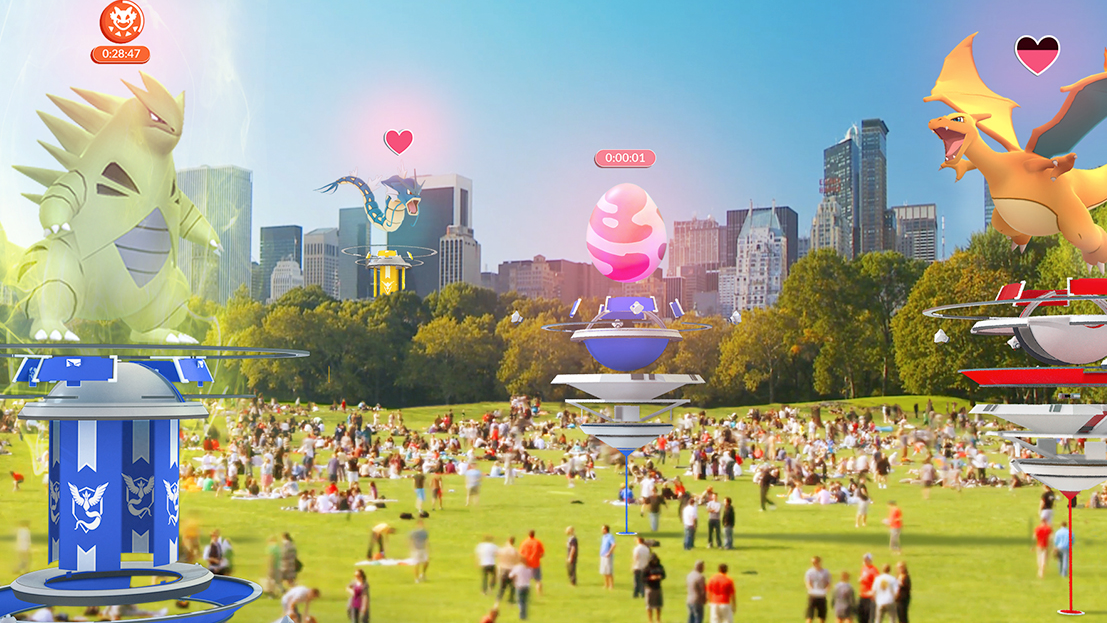 Pokémon Go Will Soon Let You Raid From Your Couch