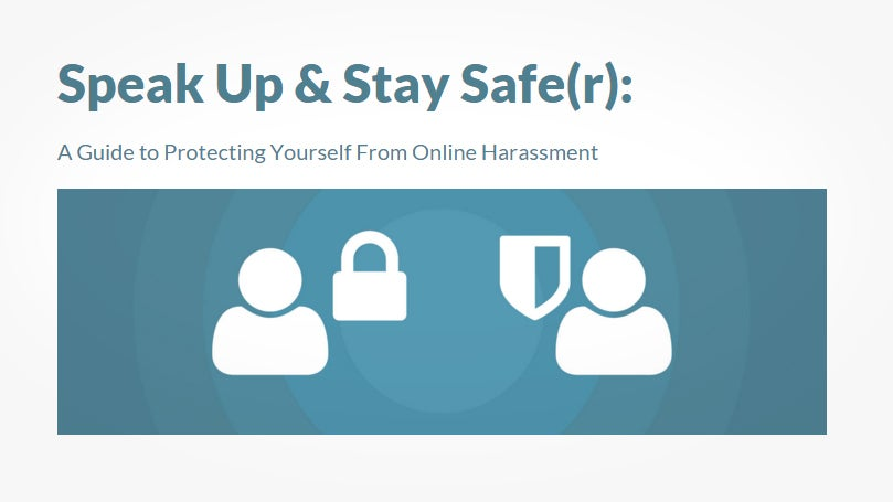 This Site Teaches You to Prepare For and Deal With Online Harassment