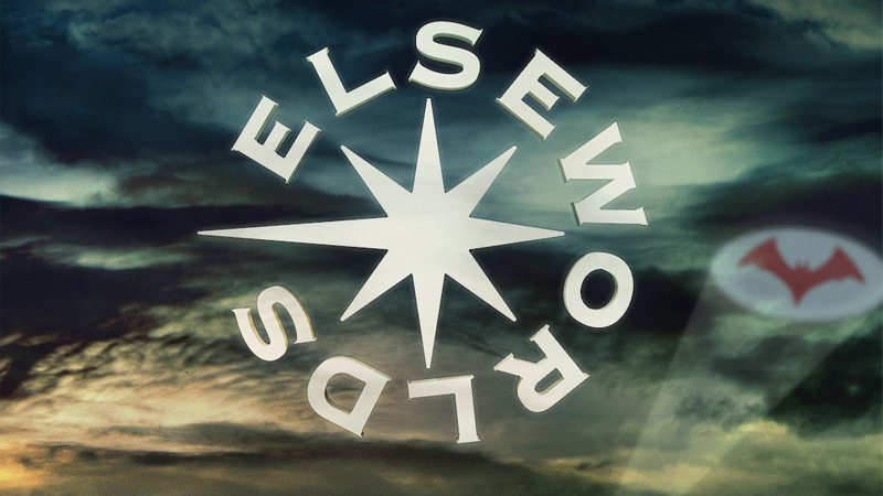 This Year's CW/DC Superhero Crossover Is Cleverly Titled Elseworlds, Includes The Monitor