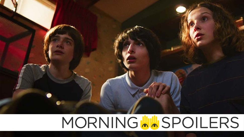 Updates From Stranger Things, Jurassic World 3, And More