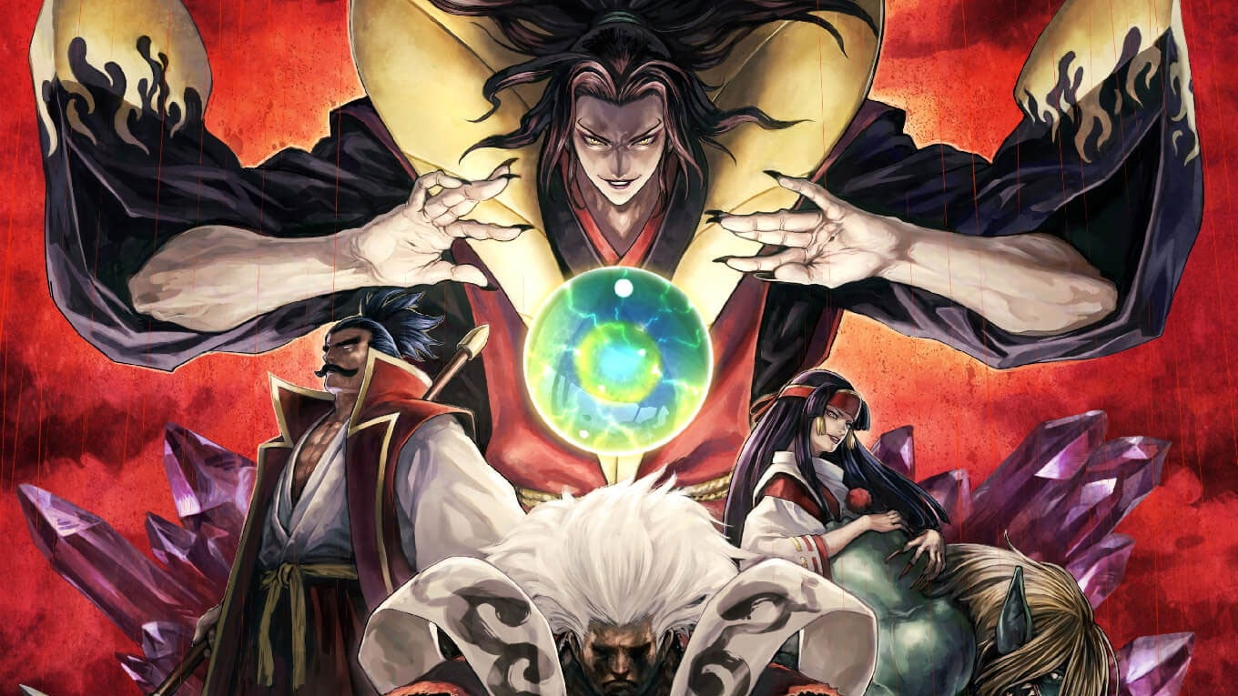How The Makers Of Samurai Shodown Neo Geo Collection Dug Up A Long-Lost, Unreleased Game