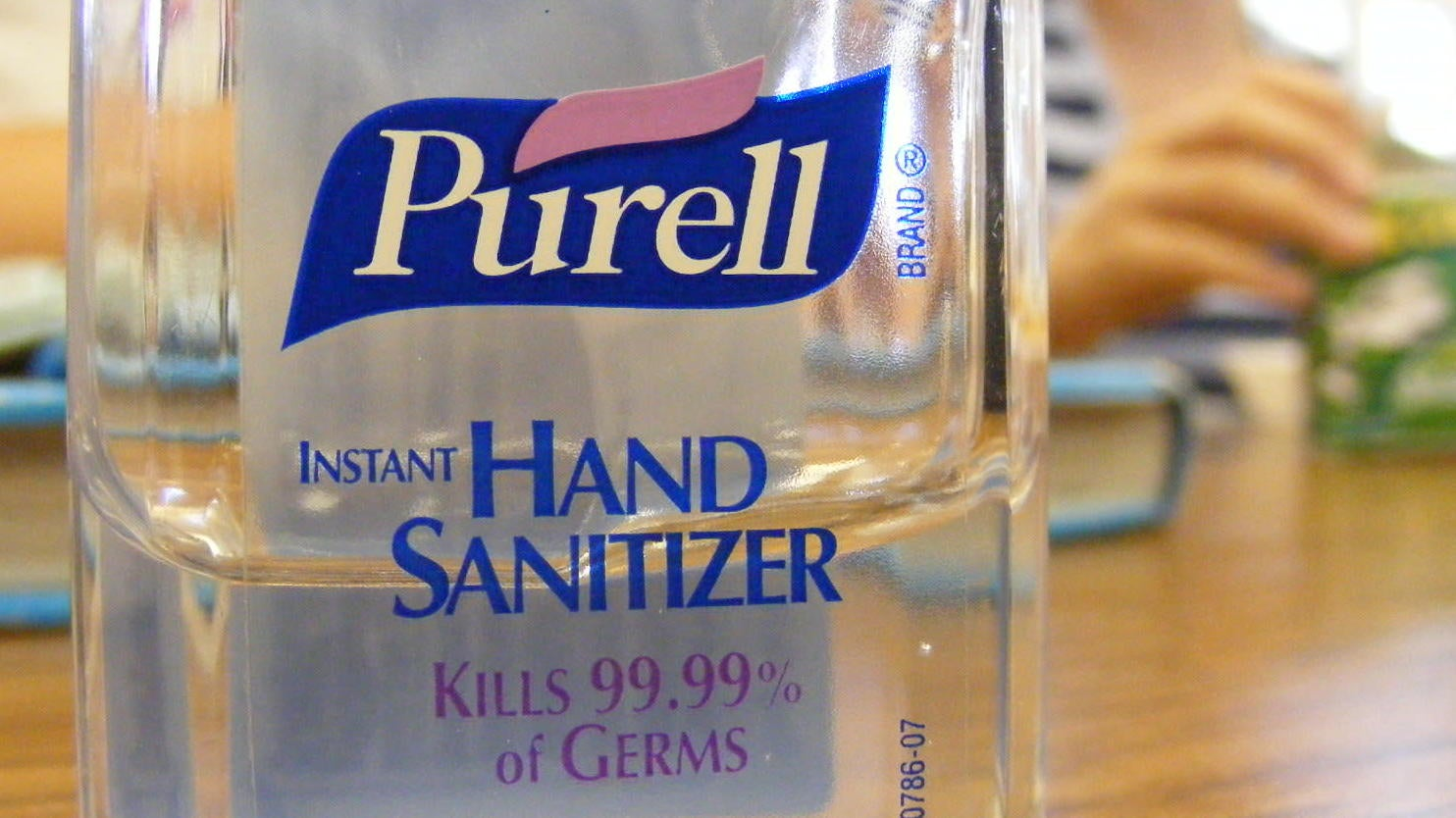 Don't Claim Purell Protects Against Ebola And MRSA, U.S. Government Warns Company