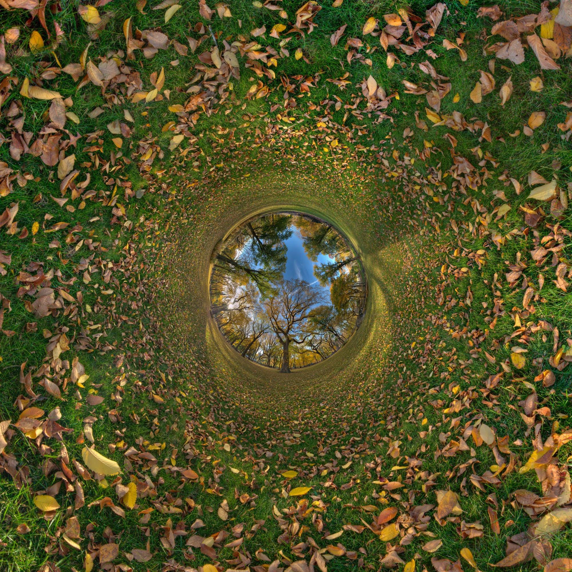 Photo wizard warps reality, invokes interdimensional wormholes on Earth