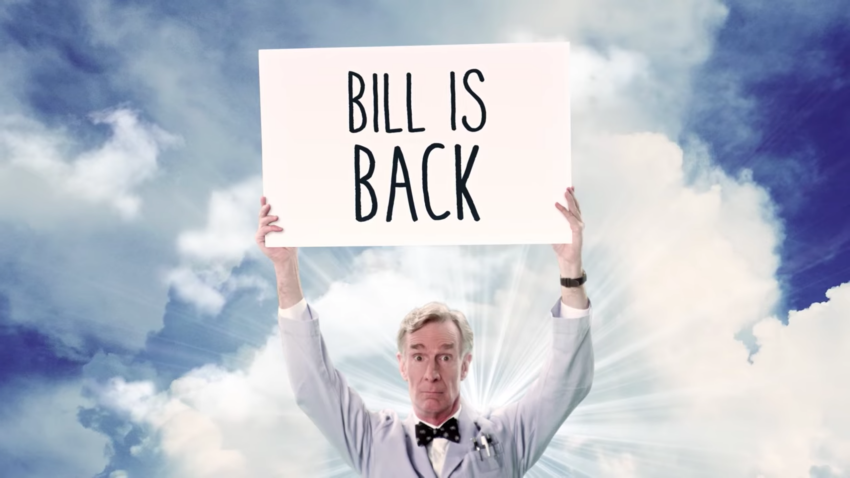 Bill Nye Saves The WorldWith Sex And Fist Bumps In Its First Trailer