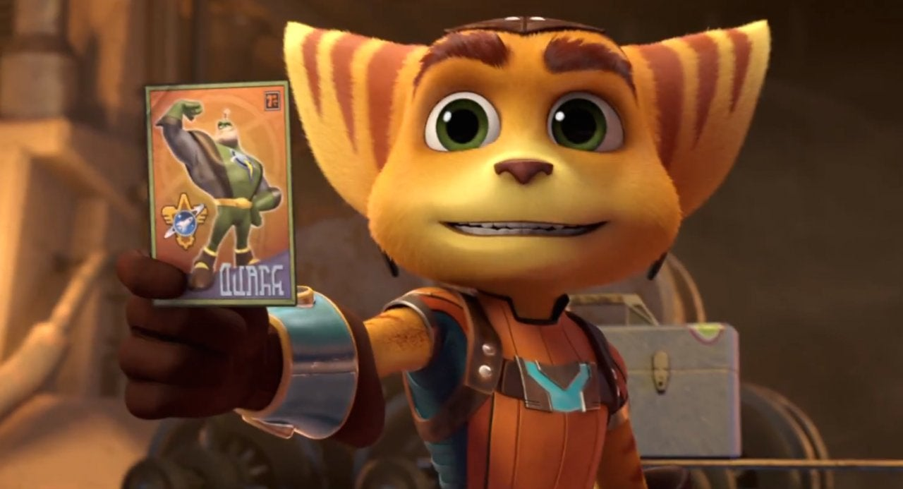 Ratchet & Clank Will Keep Your Kids Distracted, and You Won't Claw Your Face Off