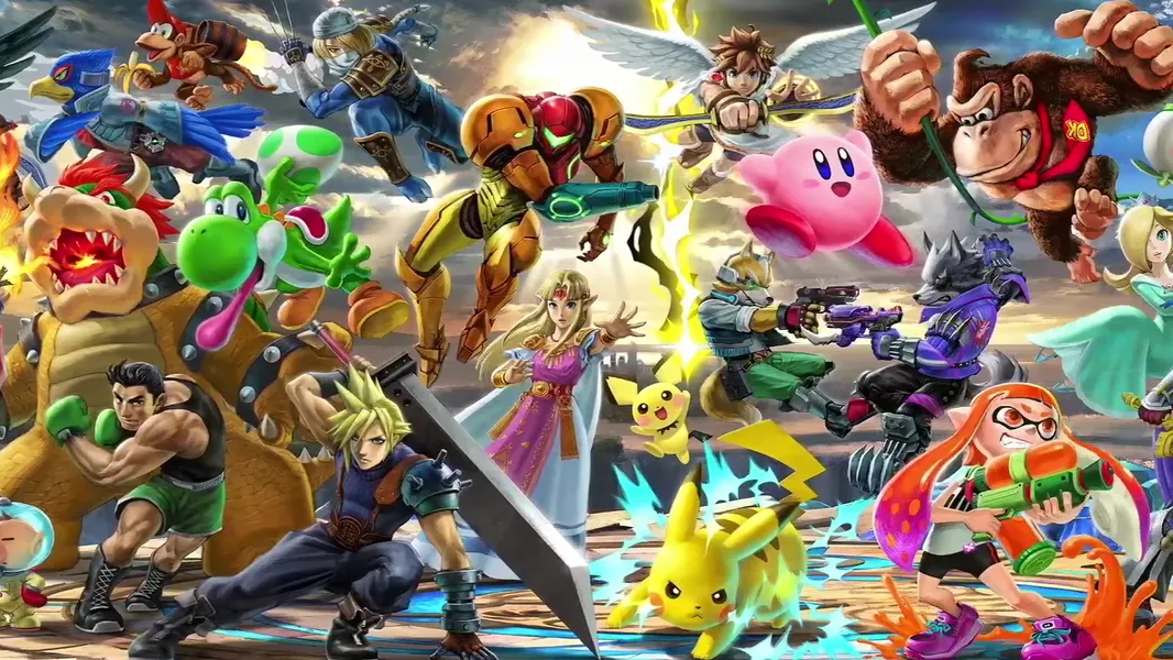 Nintendo Says It Will Remove Racist Native American Animation From Super Smash Bros. Ultimate