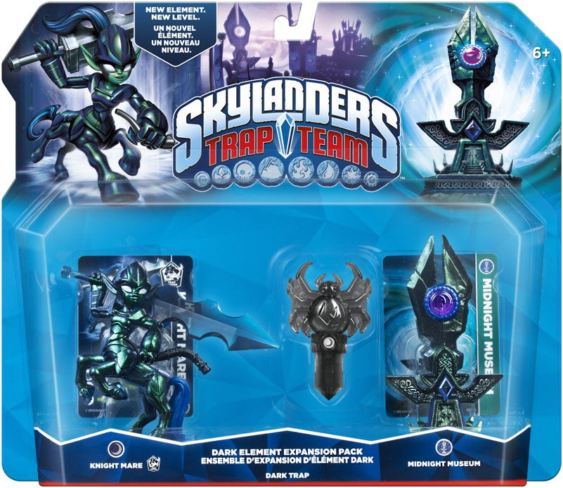 Skylanders: Trap Team Introduces Two New Elements: Light And Dark