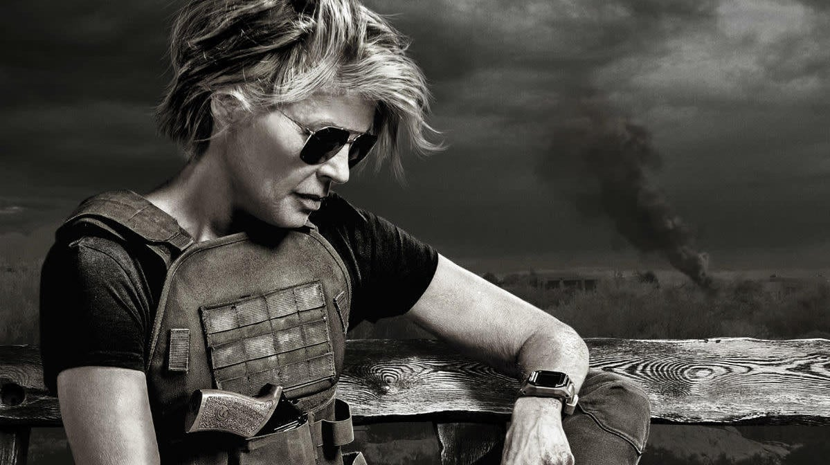 James Cameron Watched The Last 3 Terminator Movies To Figure Out What Not To Do With Dark Fate