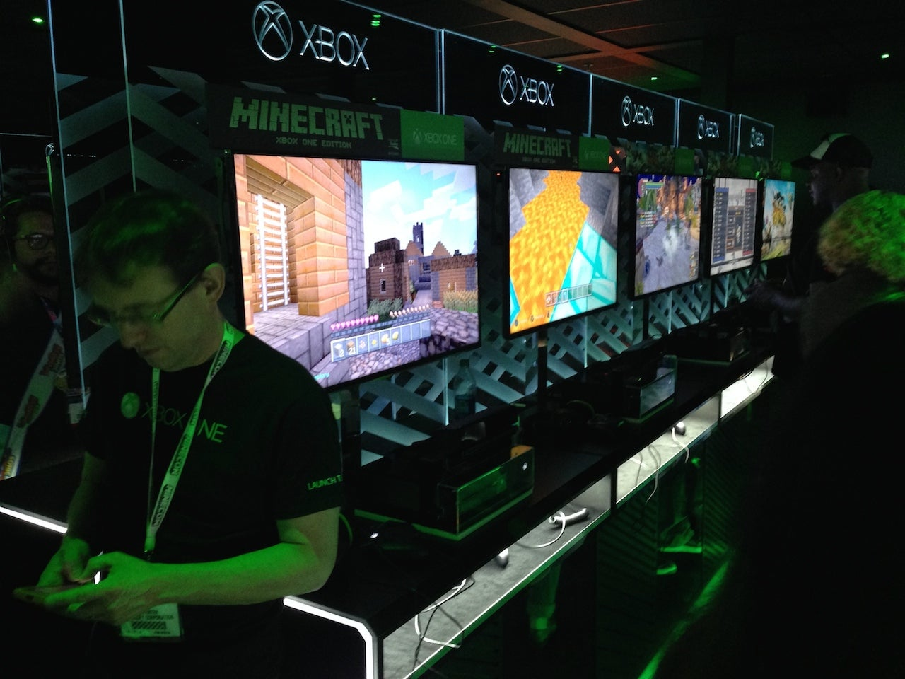 The Loneliest Game At Microsoft's E3 Booth