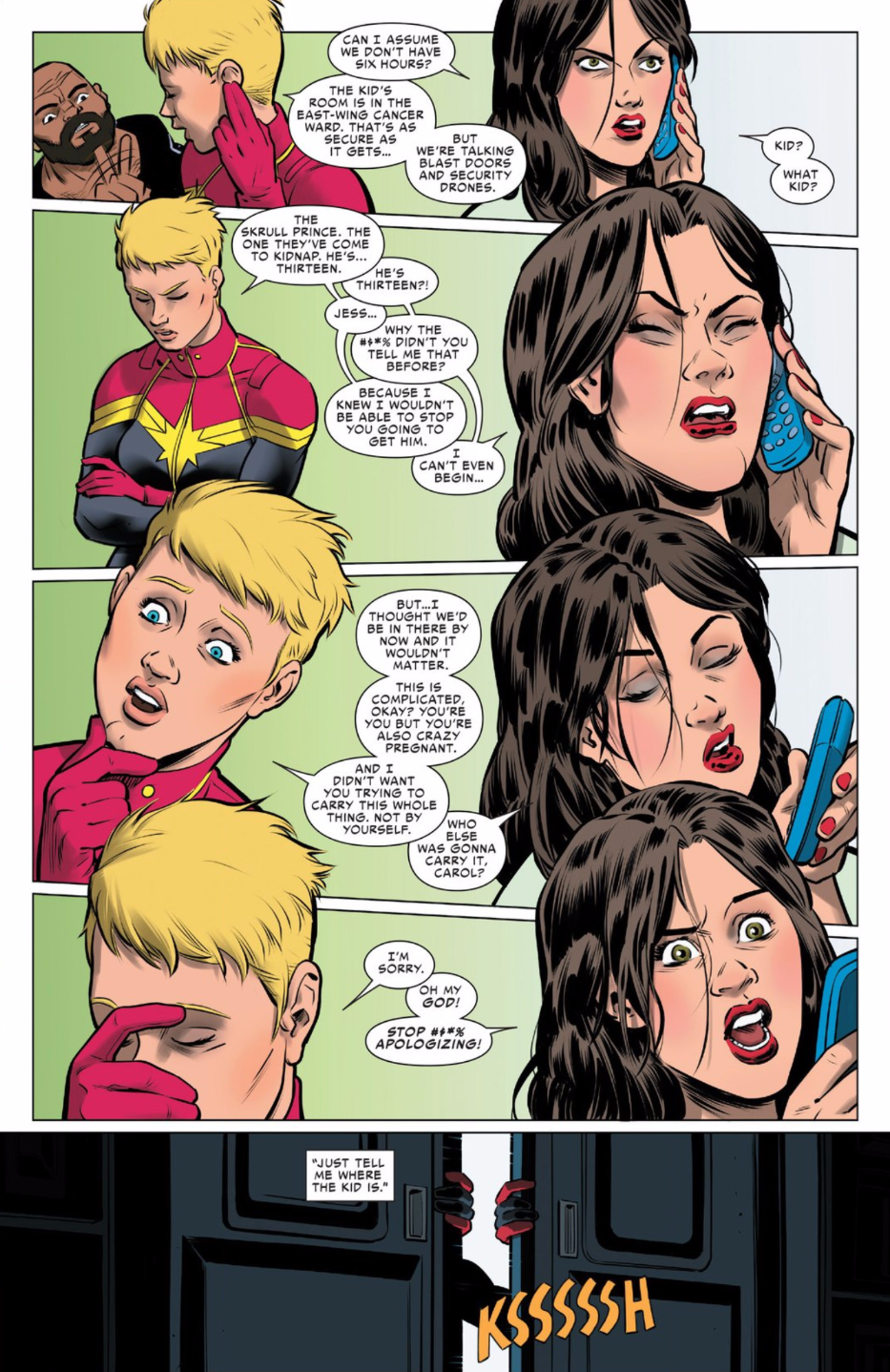 Spider-Woman's Artists Have Been Killing It