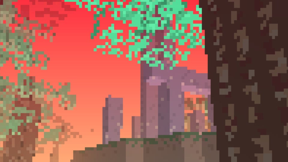 An Album? A Minecraft-Style Game? Both!