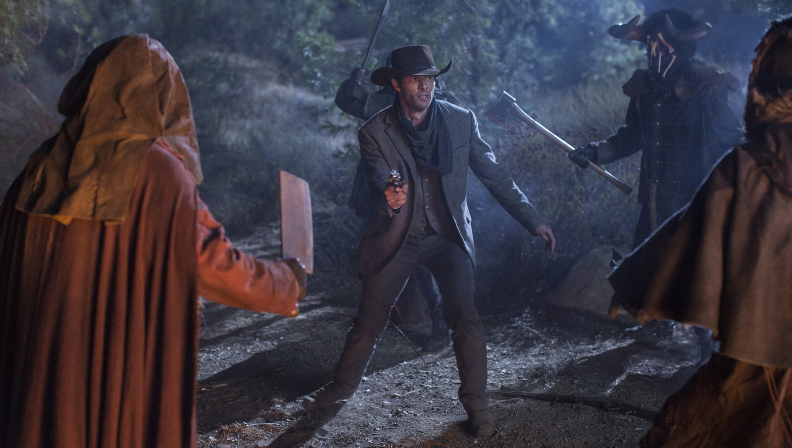 We Have a Lot More Questions About Westworld