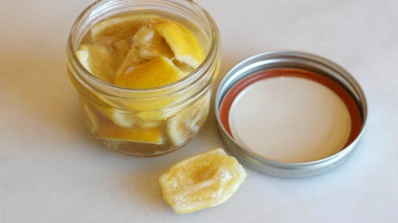 Will It Sous Vide?Preserved Lemons
