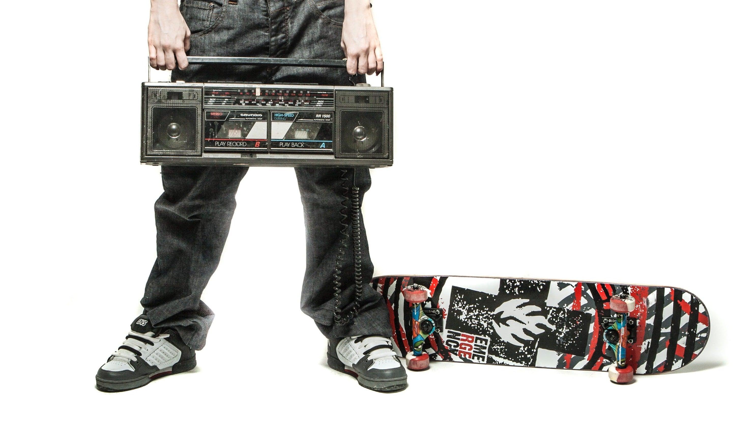 The Original Tony Hawk's Pro Skater Soundtrack Is Still A Blast