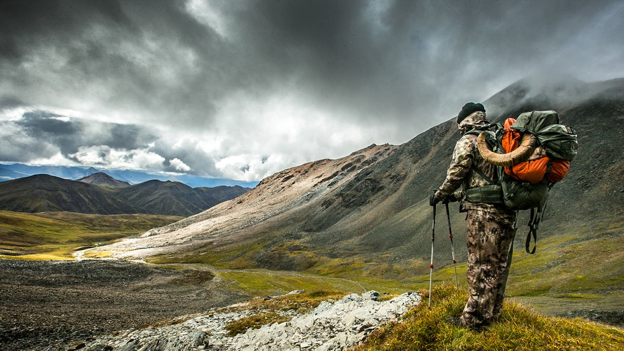 Hunting Alaska's Most Elusive Big Game