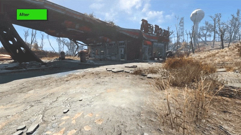 Fallout 4 Graphics Mod Makes The Wasteland Look Fantastic