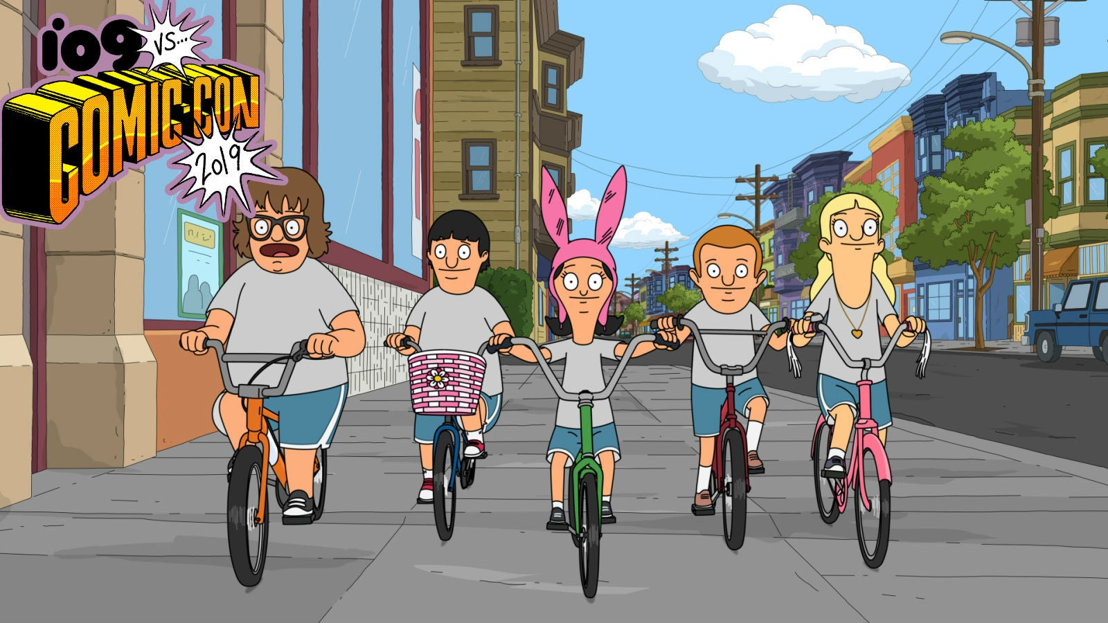 All The Secrets We Learned At The Tasty Bob's Burgers Comic-Con Panel