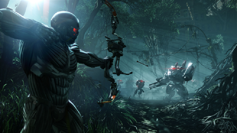 Crytek's Video Game Engine Is Now Free