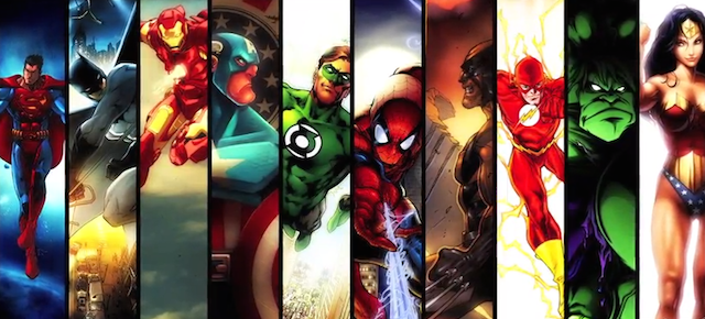 Here are 7 facts about superheroes you probably didn't know