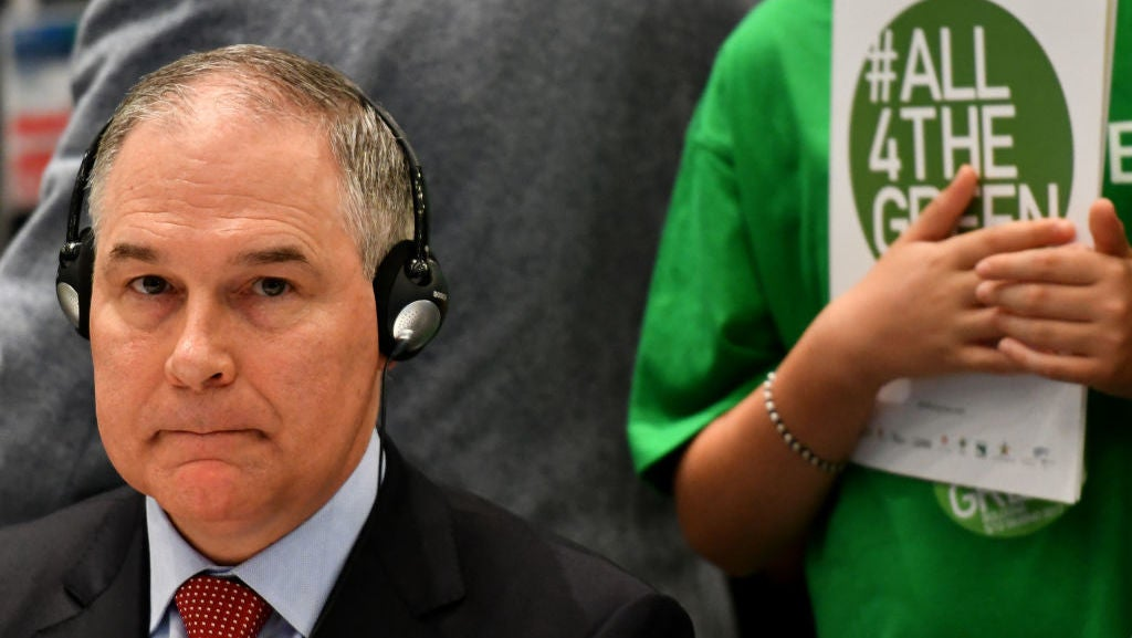 EPA Head Met With CEO Of Dow Before Rejecting Ban On Dow's Toxic Pesticide