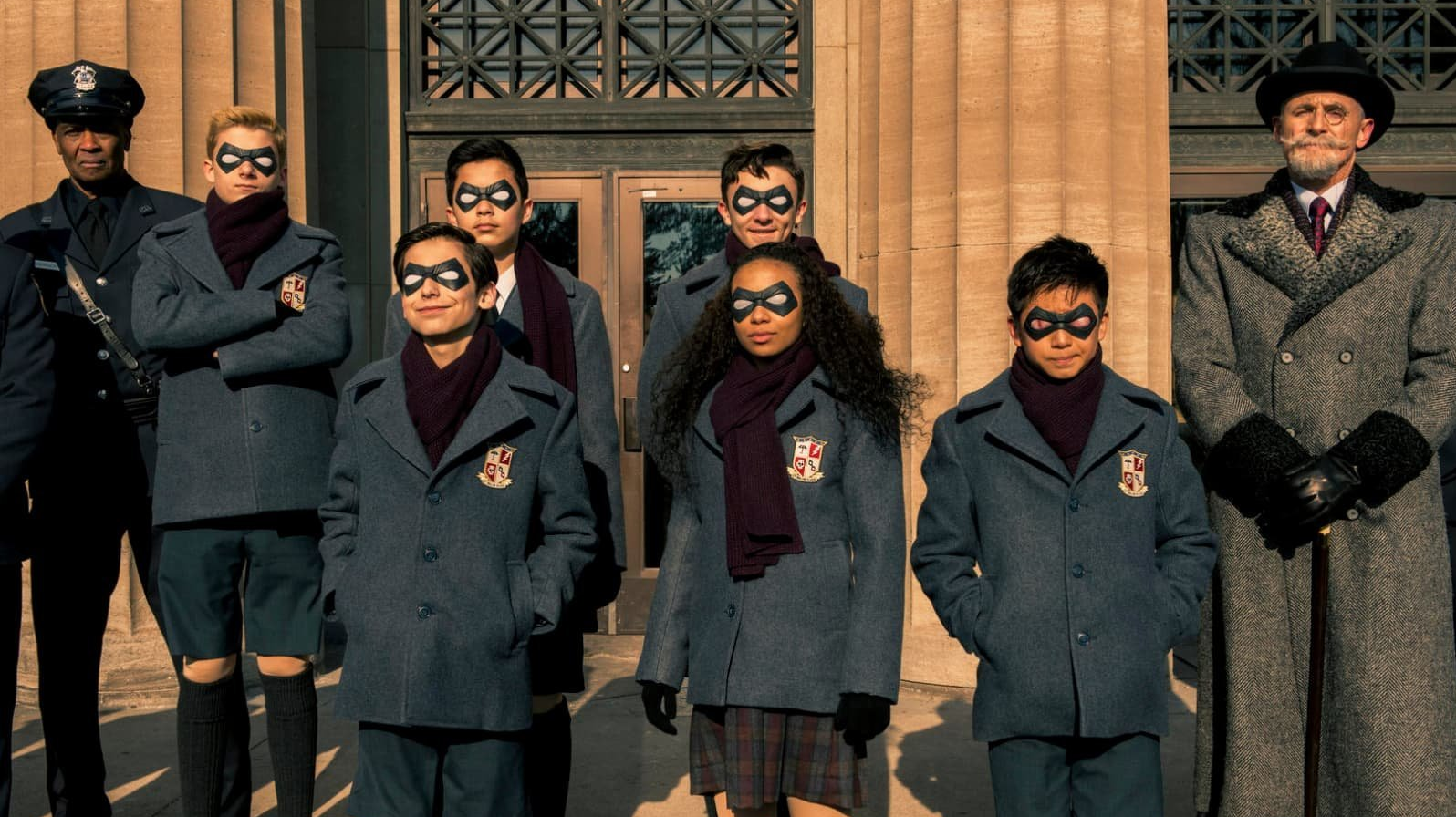 Gerard Way's New Track For Umbrella Academy Is An Absolute Banger