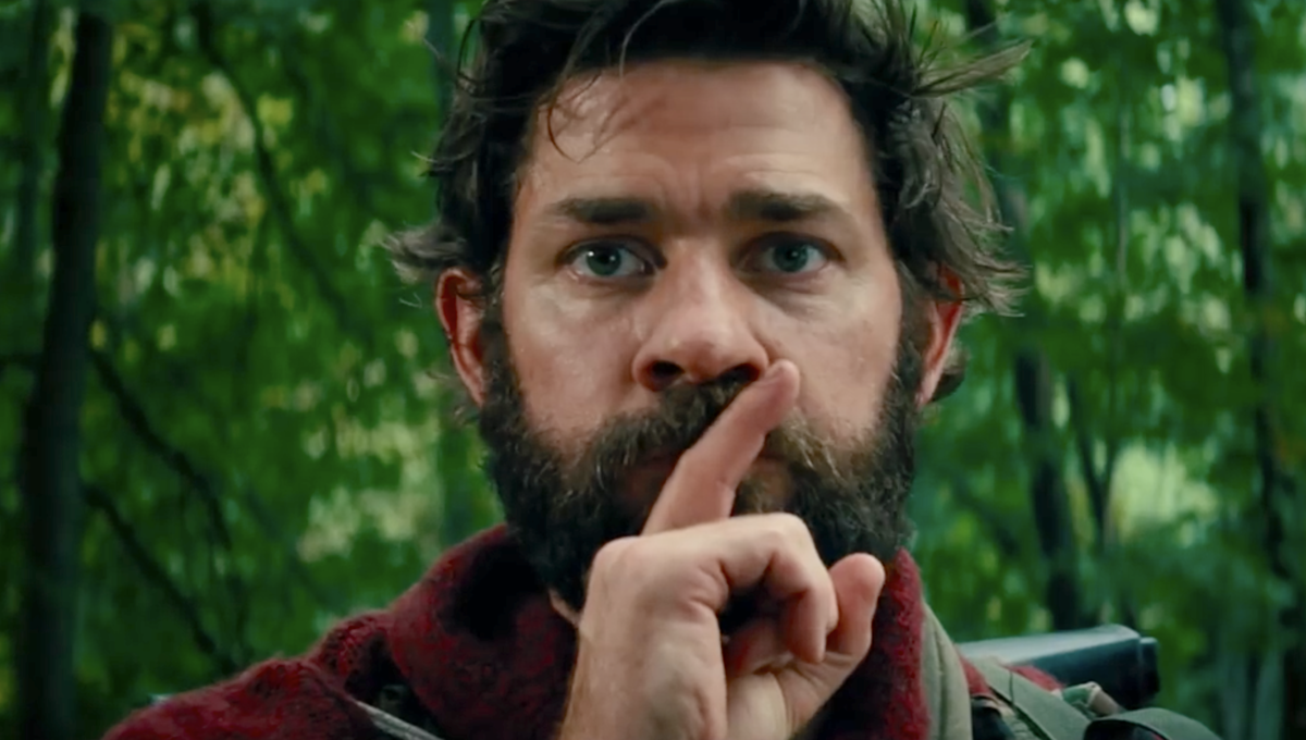Report: John Krasinski Is Indeed Directing The Quiet Place Sequel