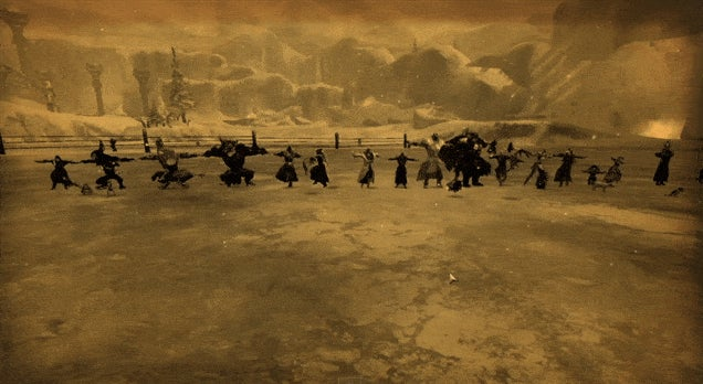 Every Guild Wars 2 Character Is An Aeroplane Today. Vroooom!
