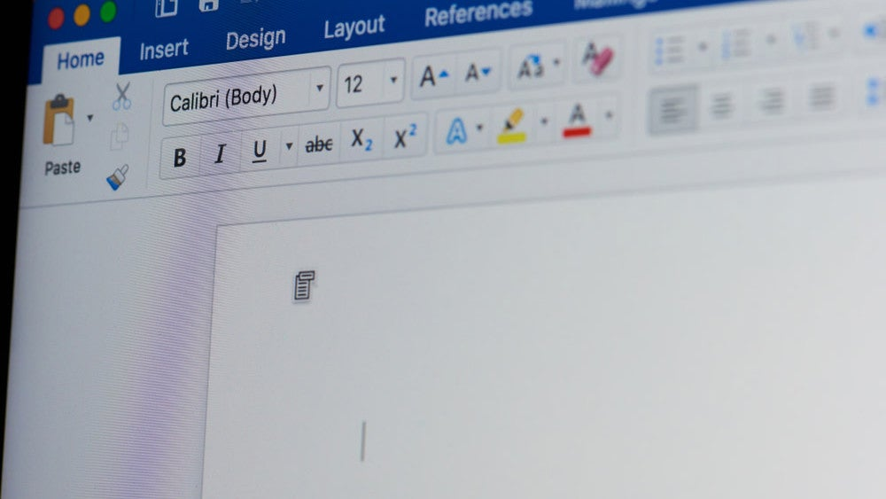 Don't Let Microsoft Word Judge You For Using Two Spaces Between Sentences