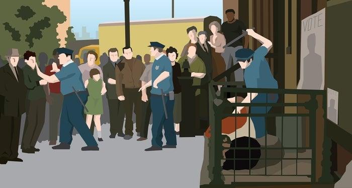 Corrupt Cops: The Video Game