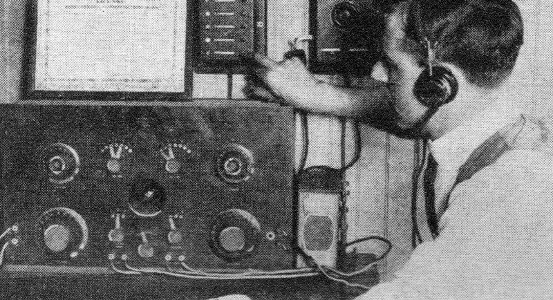 People Used To Blame Earthquakes And Droughts On New Radio Technology