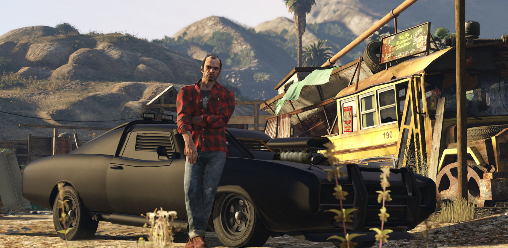 Rockstar Games Will Address GTA V Graphics In Upcoming Update