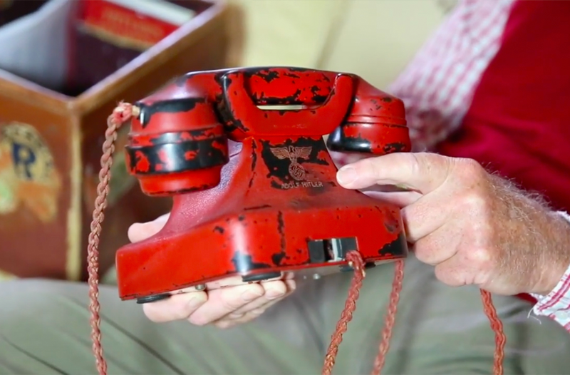 Who Will Pay $400,000 For Hitler's Bunker Phone?